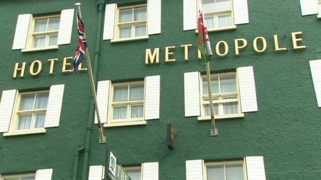 Hotel Metropole, Llandrindod Wells