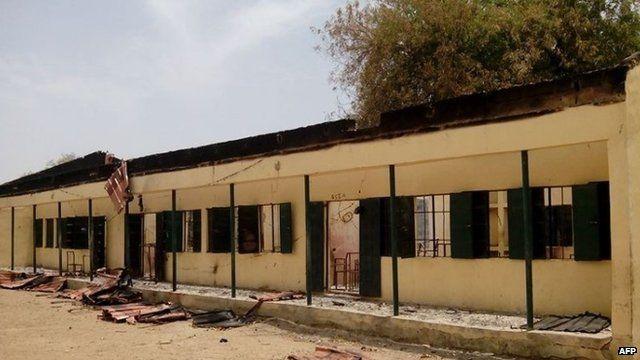 Chibok public school
