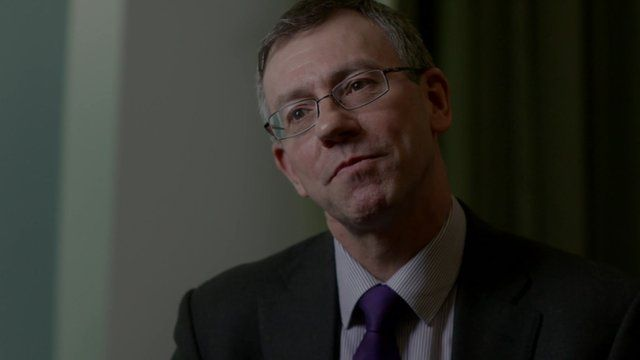 Michael Spurr, the chief executive of the National Offender Management Service Agency