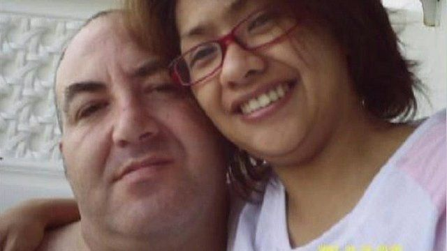 Kevin Taylor, 48, and his Filipino wife were arrested in 2009