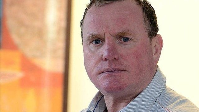 Martin Sheil said the comments made him feel 'physically sick'