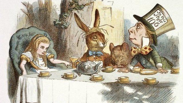 Alice and Wonderland
