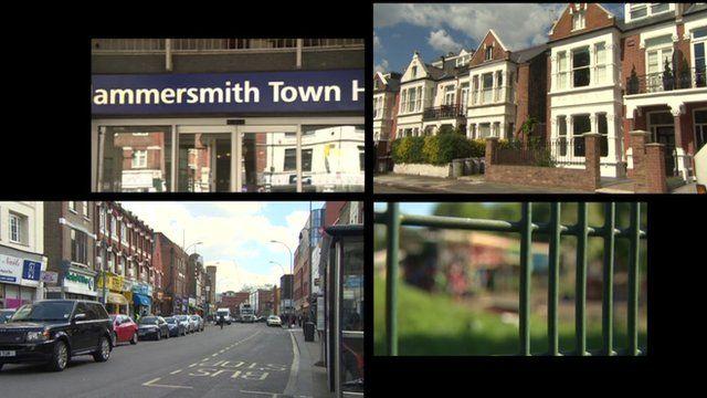 Hammersmith and Fulham