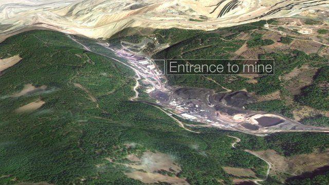 Virtual flyover of Soma