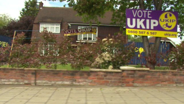 The east London battle with UKIP