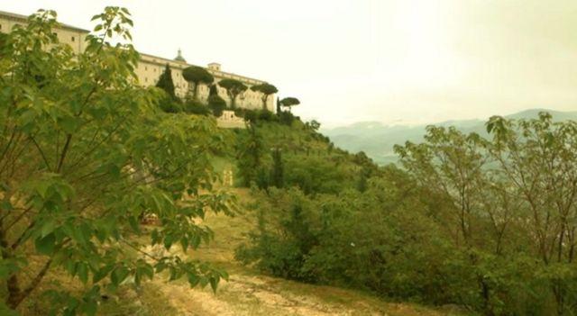 Italian fort