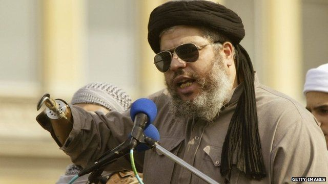 Abu Hamza, August 25th 2002