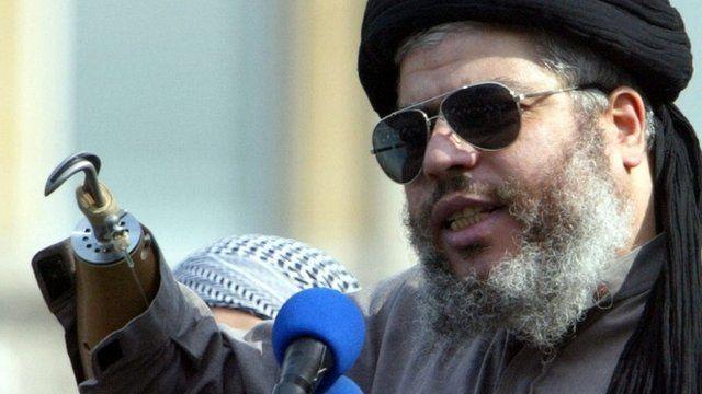 Abu Hamza al-Masri in 2002