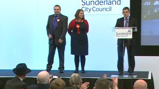 Count to elect MEPs in Sunderland