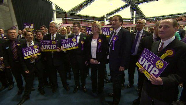 UKIP celebrates