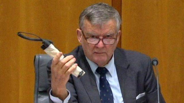 Senator Bill Heffernan