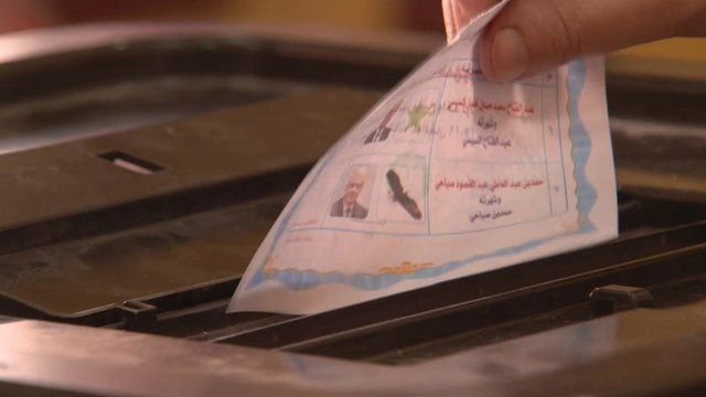 Voting sheet