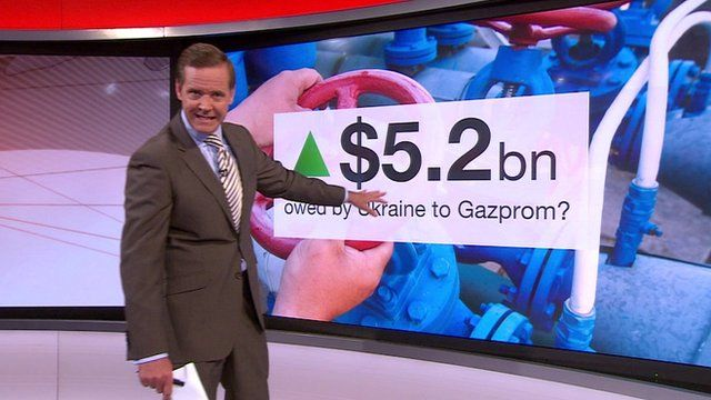 Aaron Heslehurst explains how Ukraine has run up a $5.2bn (£3.1bn) bill.