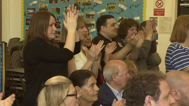 Promise to save London school