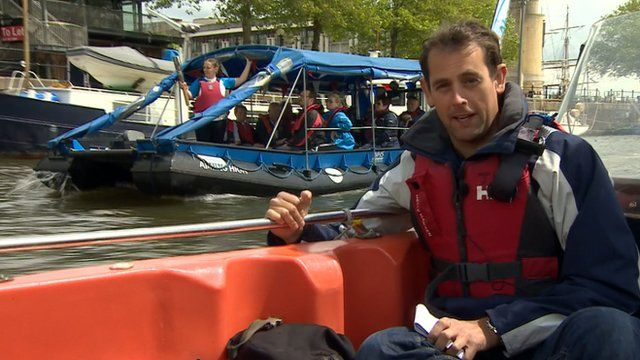 Reporter Ben Moore