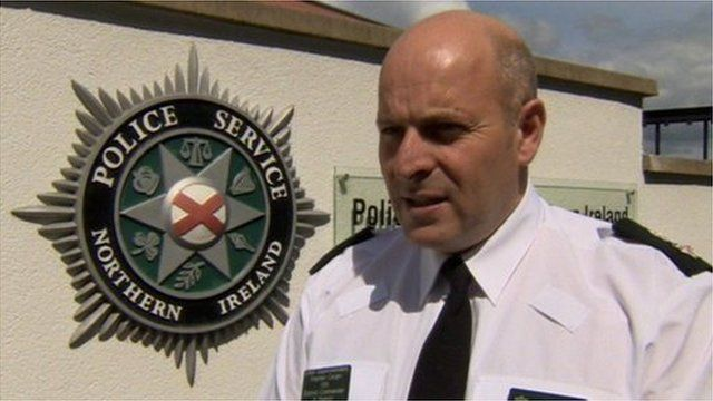 PSNI Chief Superintendent Stephen Cargin said those behind the bomb were happy to destroy innocent lives
