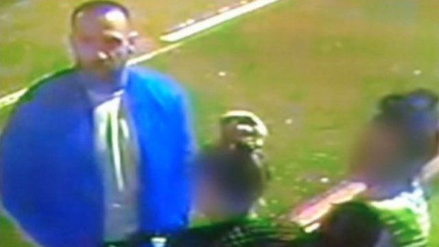 Appeal for man seen on CCTV