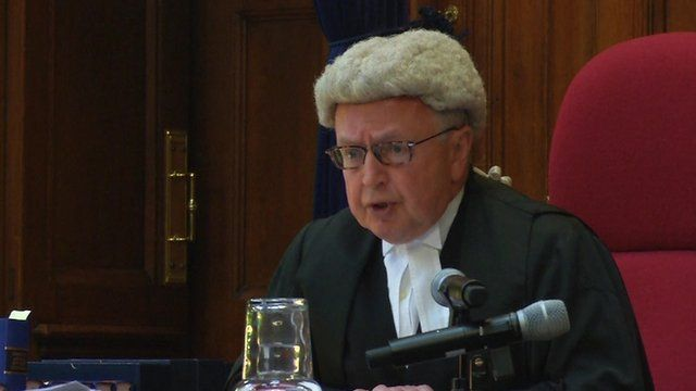Lord Justice Gross