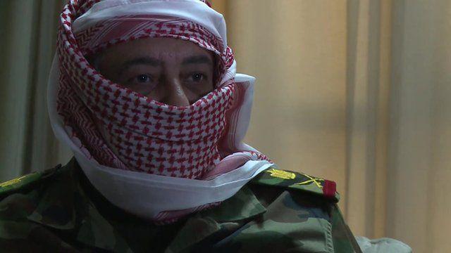 General Muzhir al Qaisi