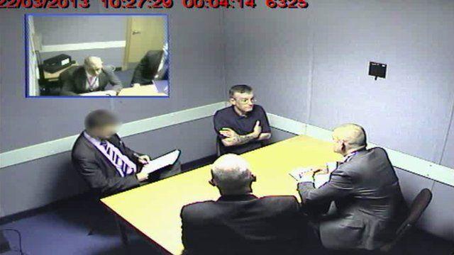 John Docherty denied murdering Elaine Doyle