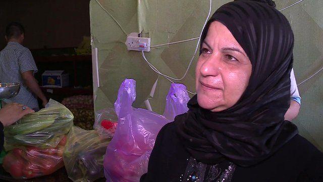 Baghdad resident