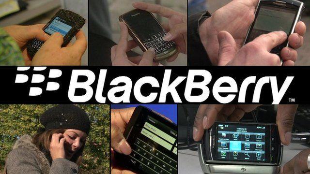 Blackberry graphic