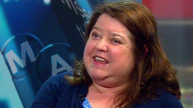 Author Harriet Lane