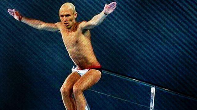 Robben parody