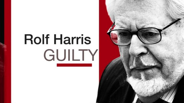 Rolf Harris graphic