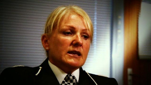 South Wales Police Assistant Chief Constable Nikki Holland