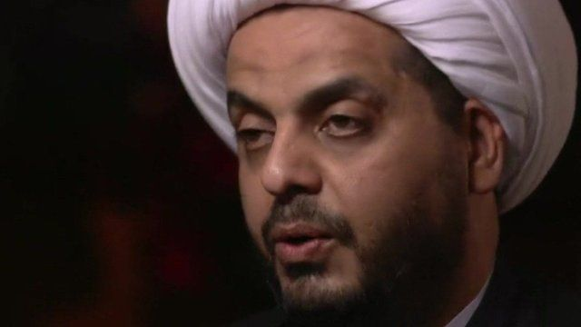 Sheik Qais al-Khazali