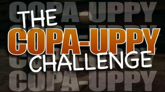 Copa-uppy challenge