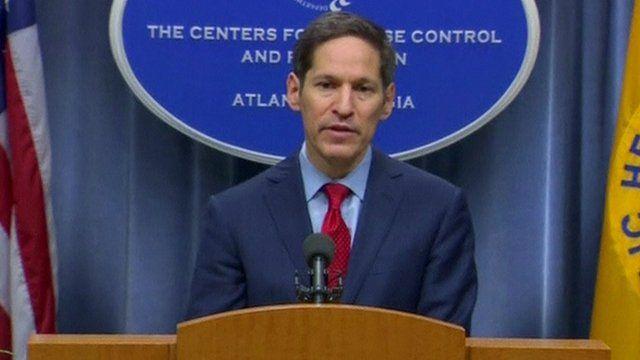 CDC Director Thomas Frieden