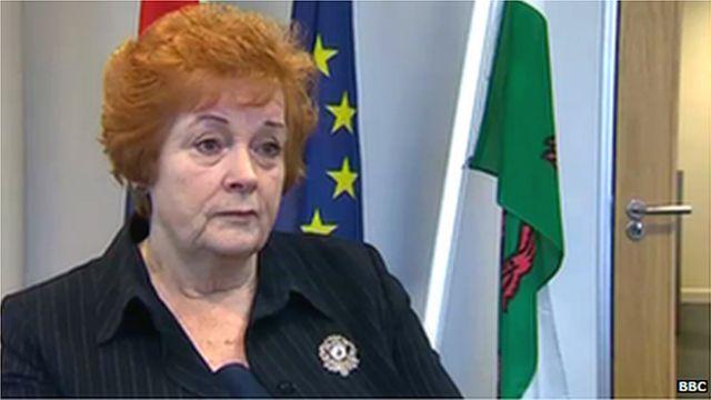 Dame Rosemary Butler