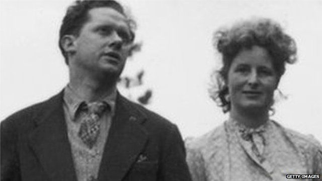 The Love Letters Of Dylan Thomas Dylan Thomas's love le...