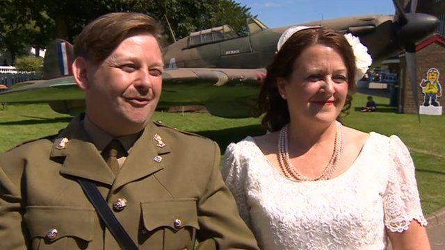 1941 wedding