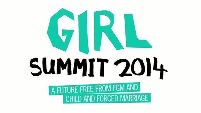 Girl Summit 2014 logo