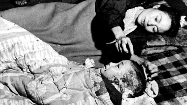 Hiroshima victims