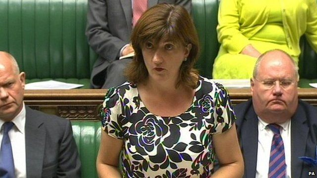"""Nicky Morgan announced the new role alongside the official publication of Peter Clarke's """"Trojan Horse"""" report"""