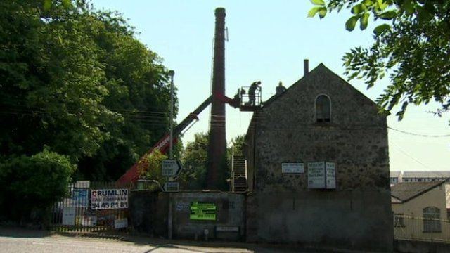 Crumlin Mill