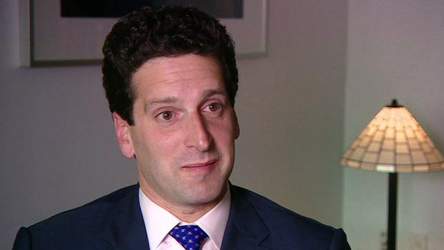 Benjamin Lawsky, Superintendent of the New York State Department of Financial Services