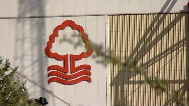 Nottingham Forest's City Ground stadium