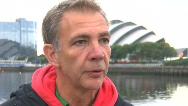 Team Wales Chef de Mission Brian Davies