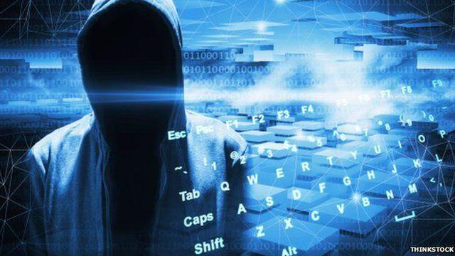 cyber crime graphic