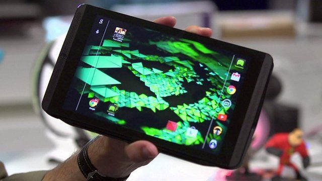 Nvidia's Shield Tablet