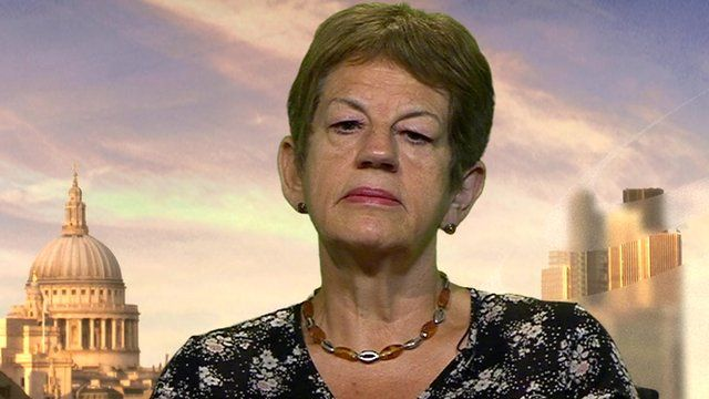 Jackie Ballard, Chief Executive Alcohol Concern