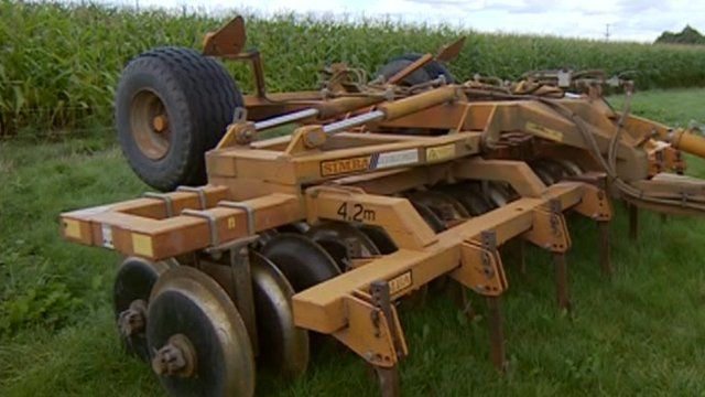 Rural crime cost East Midlands' farmers more than £6m in the last year