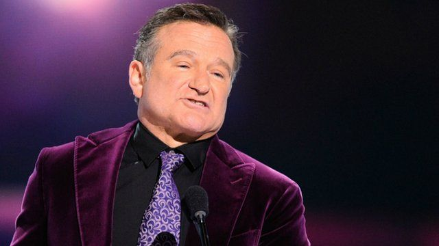 Robin Williams has died at the age of 63 in an apparent suicide