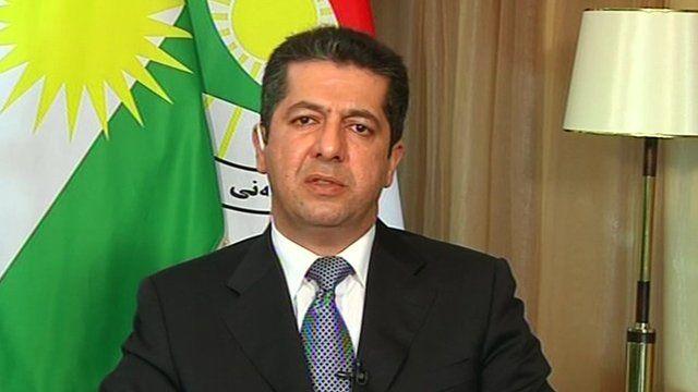 Masrour Barzani