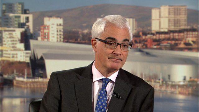 Alastair Darling MP